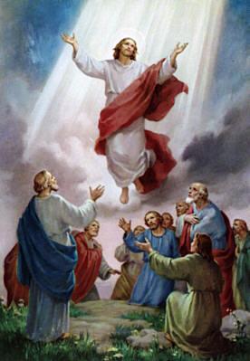 Suy niệm Lễ Chúa Thăng Thiên, năm C