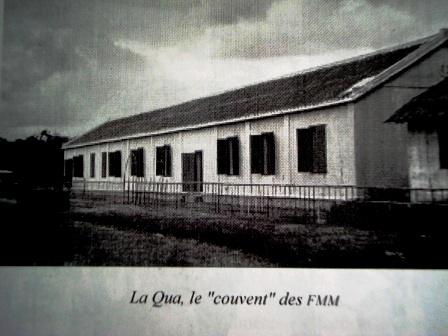 Laqua, le couvent des FMM