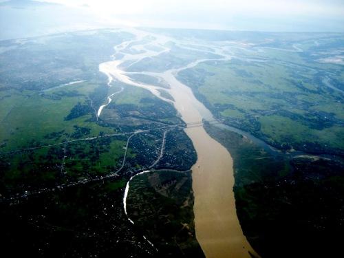 Không ảnh của Trường Thăng sông Thu Bồn qua cầu câu lâu