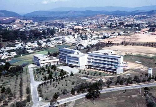 Giáo Hòang Học Viện Đà Lạt Aerial Photo - 1966/72